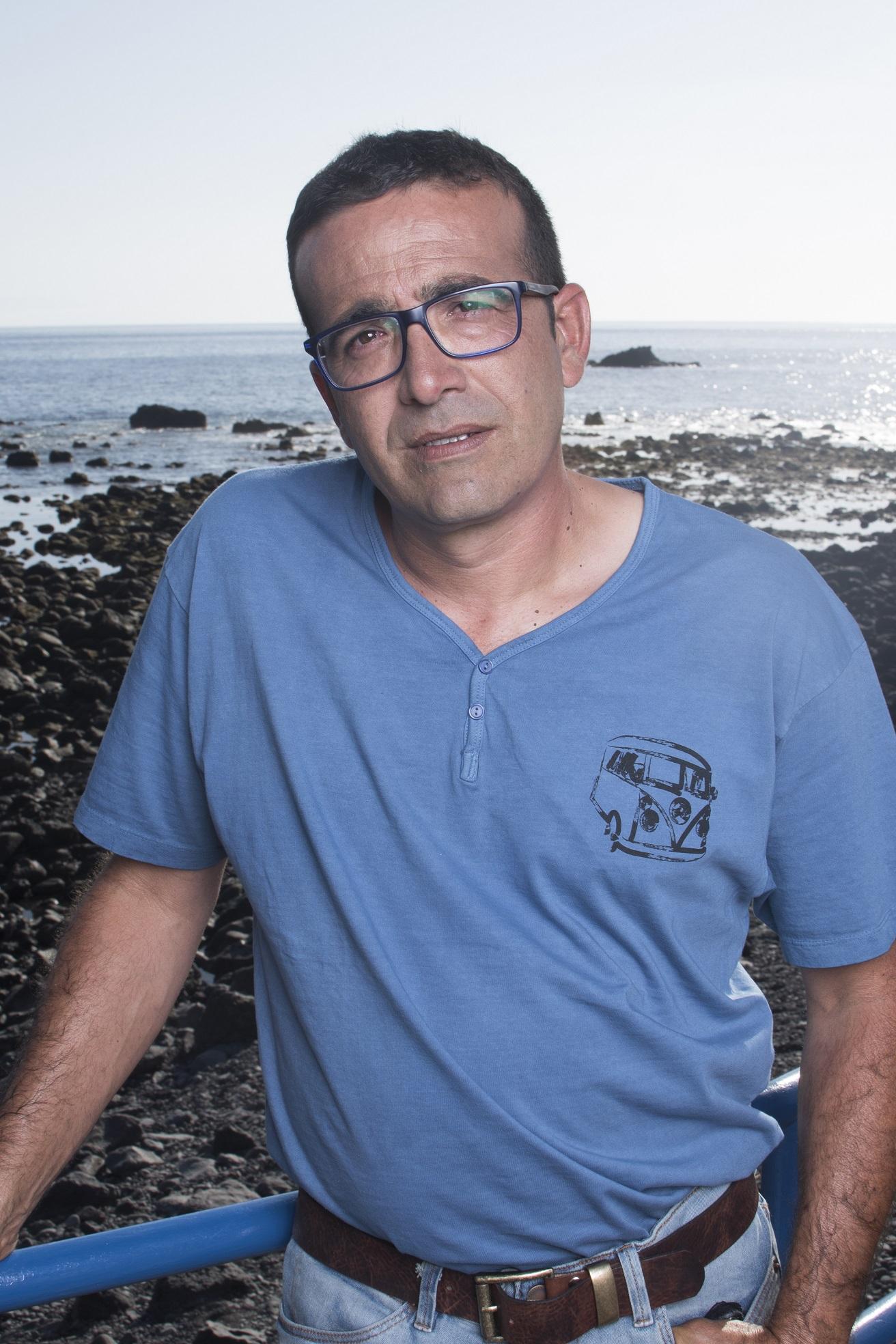 Carlos Hernández. (Fuente: SSP la Gomera)