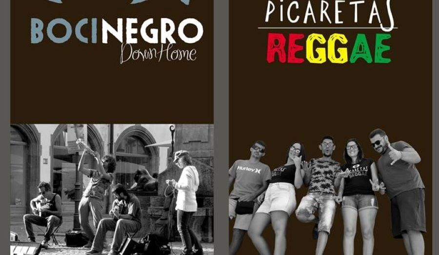 Bocinegro Downhome' y 'Picaretas Reggae' centran la