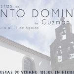 Hermigua arranca sus fiestas en honor a Santo Domingo de Guzmán